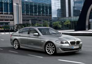 Nueva Serie 5 de BMW: carismático, elegante y deportivo
