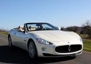 "Maserati Gran Cabrio: una máquina que ""despeina"""