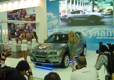 Salón del Automóvil de Santiago 2010: Todoterrenos y SUV