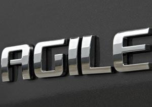 Agile: el nombre del nuevo Chevrolet
