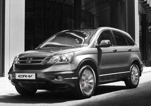 Honda CR-V 2010: un SUV actualizado y con mayor equipamiento