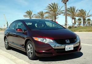 Honda FCX Clarity: ¿cómo funciona un auto de hidrógeno?
