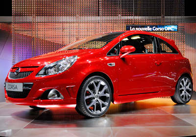 Opel regresa a Chile el 2011