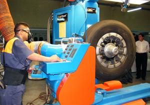 Continental Tire inaugura planta de renovado en Atlacomulco