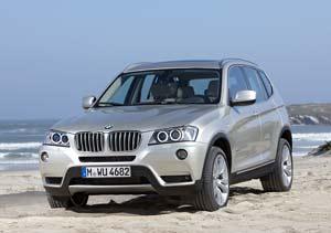 BMW en el Salón de París 2010