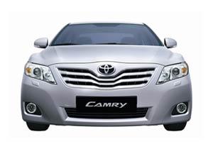 Toyota presentó el Camry 2010