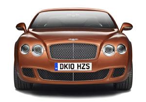 Bentley presentará dos versiones exclusivas en el Salón de Beijing