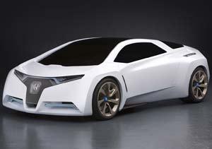 Honda FC Sport: un deportivo a hidrógeno