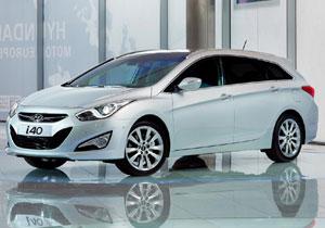 Hyundai Sonata i40 Wagon presente en el Salón de Ginebra