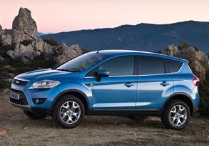 Ford lanzó la preventa del Kuga