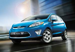 Nuevo Ford Fiesta al tope del ranking de seguridad