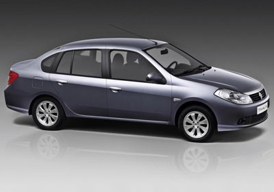 Renault Symbol: Inicia su venta en Chile