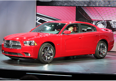 Dodge Charger 2011: Inicia venta en Chile
