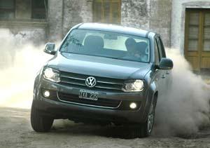 VW Amarok Highline 2.0 TDI: viene con todo