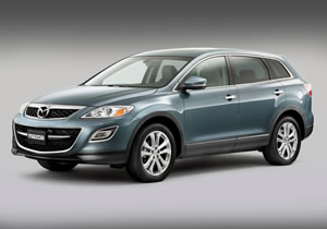 Mazda de México anuncia llamado a revisión para el CX-9
