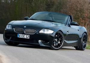 BMW Z4 V10 Manhart Racing: bestia negra