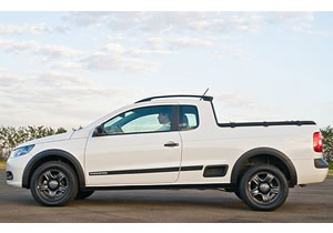 Volkswagen Saveiro 2010, el Gol pick up