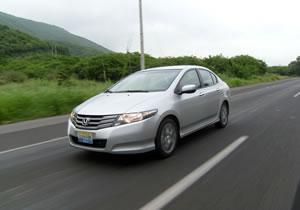 Honda City 2010, primer contacto