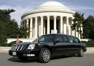 La Limusina presidencial de Barack Obama, un acorazado con clase