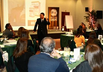 GMAC trajo a Chile a experto en ventas