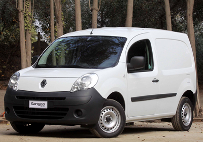 Renault Kangoo regresa a Chile