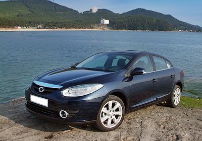 Renault-Samsung SM3 2011: Descubre la nueva generación
