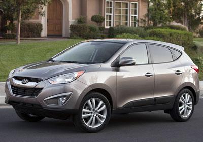 Hyundai Tucson 2010 llegó a Chile
