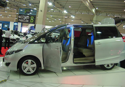 Salón del Automóvil de Santiago 2010: Los familiares