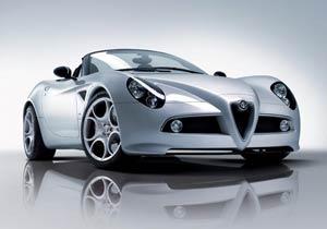 Breves de Alfa Romeo