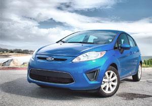 Ford Fiesta 2011 primer contacto desde San Francisco, California