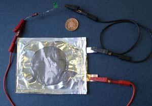 Experimentan con baterías de litio que respiran