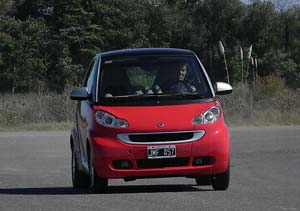 "Smart Fortwo Passion: un city car ""inteligente"""