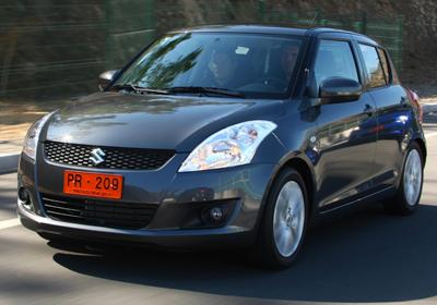 Nuevo Suzuki Swift 2011: Inicia venta en Chile