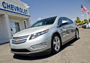 Chevrolet ya recibe órdenes de apartado para el Volt