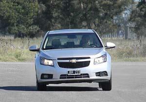 Chevrolet Cruze 1.8 LTZ: para pelear en un segmento muy competitivo