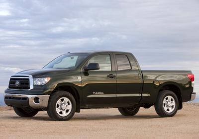 Toyota Chile: Llamado a 32 propietarios modelo Tundra 2011