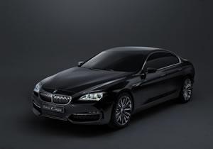 BMW Concept Gran Coupé debuta en Beijing 2010