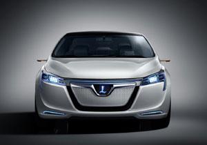 Luxgen Neora Concept se presenta en el Salón de Shanghai