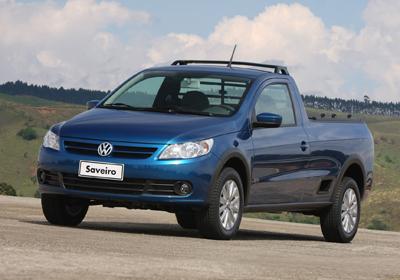 Volkswagen Saveiro Cabina Simple anuncia su llegada