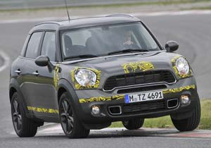 Mini Countryman: Se viste de largo