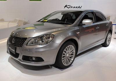Suzuki Kizashi 2010:  Fotografías reales