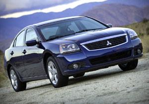 Mitsubishi eliminará los modelos Eclipse, Endeavor y Galant