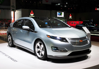 Chevrolet Volt: Llegó el momento del auto del futuro