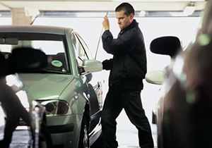 2009, un año con alto nivel de robo de autos en México