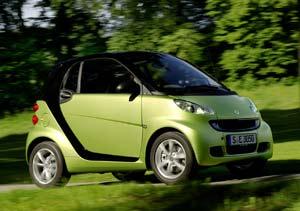 Mercedes-Benz y Smart en la movida del verano 2011