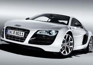 Nuevo Audi R8: vueeeela
