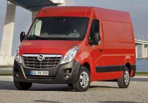 """Nuevo Opel Movano 2011: Un vehículo comercial """"agresivo"""""""