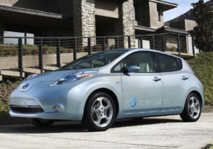Nissan Leaf obtiene cinco estrellas por la NHTSA