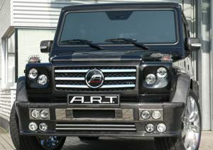 Mercedes-Benz G55 AMG AS55K YAAS Edition (2009): exclusivo