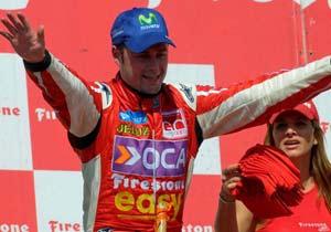TC: Ledesma ganó en Buenos Aires y es líder